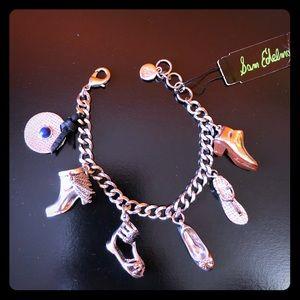 👠Sam Edelman Charm Bracelet 👢